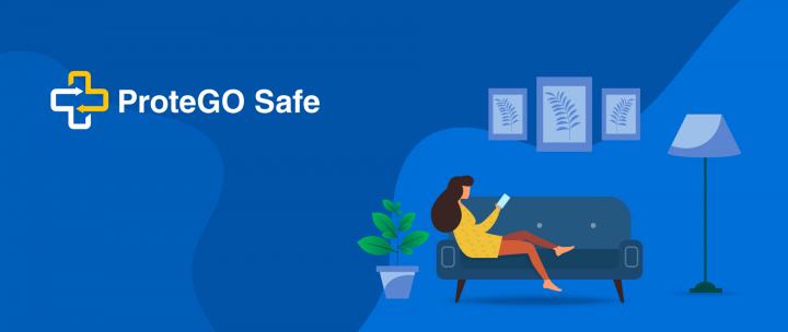 Obrazek newsa ProteGO Safe - INFORMACJA O APLIKACJI